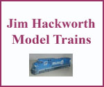 Jim Hackworth Model Trains
