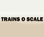 Trains O Scale